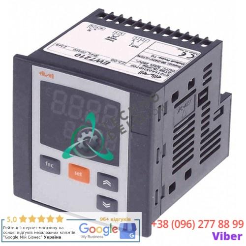 Контроллер Eliwell EW7210 E7211A0XHD700 66,5x66,5мм 95-240VAC датчик TC (J,K) -40 до 1600°C TERM0011 для Zanolli и др.