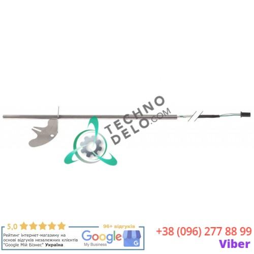 Датчик температурный K (NiCr-Ni) ø6x180мм кабель PTFE L-2м KTR1110A для печи Unox