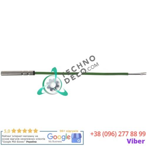 Датчик температурный NTC 10kOhm ø6x40мм кабель PVC L-3м 092179 для Electrolux COMN9, COMP36 и др.