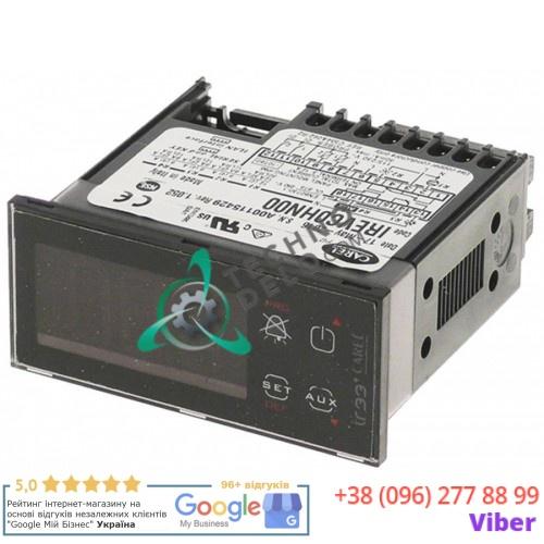 Контроллер CAREL IREVC0HN00 RS485 71x29x59мм 115/230VAC защита IP65 4 реле для холодильного оборудования