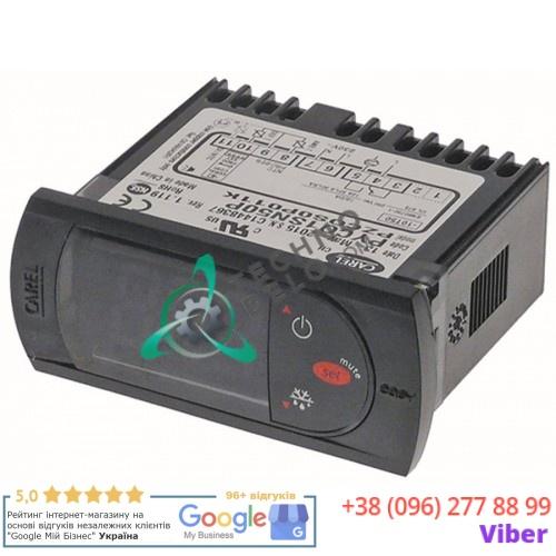 Контроллер CAREL PYC01L051G 71x29x74мм 230VAC 6021350106 для холодильного оборудования Coreco, Fagor и др.