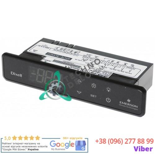 Контроллер DIXELL EMERSON XW70LH-5N0W0-B 150x31x76мм 230VAC датчик NTC 41103075  41103042 для Mercatus