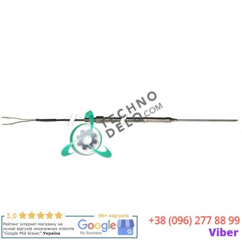 Термощуп K (NiCr-Ni) -40 до +250°C ø3,2x100мм M12 кабель L-1,35м 30350700 / 30350701 для печи