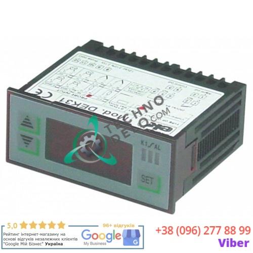 Контроллер Ektron DEK31-1000A 71x29 мм 12VAC/VDC датчик Pt100 C2196 C2196-00 MC-900 для печи Inoxtrend CDA-207E