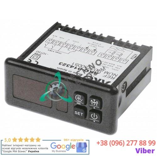 Контроллер AKO D14323 71x29мм 230VAC NTC/PTC/DI IP65 -50 до +99 °C
