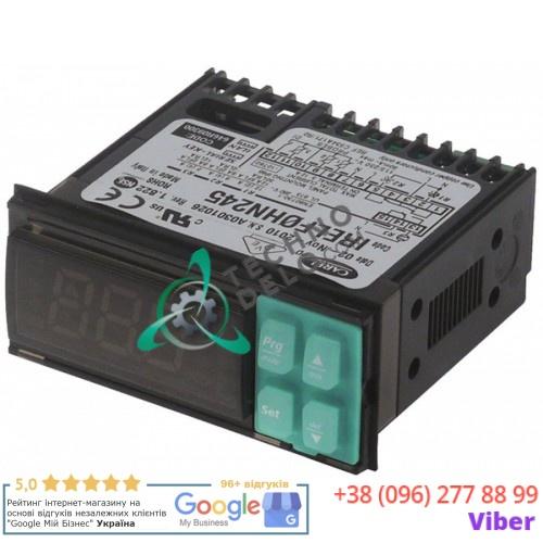Контроллер CAREL IRELF0HN245 092355 71x29x70,5мм 115/230VAC датчик NTC для охлаждаемого шкафа и стола Electrolux, Zanussi