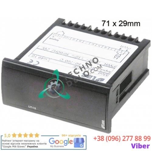 Термометр электронный LAE LT12CJE (-50 до +700 °C) 5310360, A88TC84002 для оборудования Modular, Pizza-Group и др.
