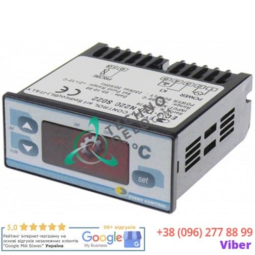 Контроллер -40 до +99°C 71x29мм 230VAC для Angelo Po, Sagi