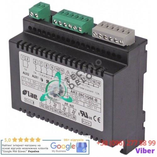 Регулятор электронный LAE LF28D3S4E-B NTC 2 кOм диапазон измерений -50 до +80 °C