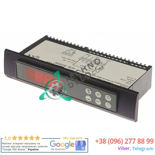 Контроллер AKO 10123 149x30мм 230VAC -50 до +99 °C датчик NTC