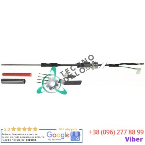 Датчик погружной (термокерн) 87.00.097 ø3x100мм M16 кабель PTFE L-2,2м печи Rational CM102, CM201, CM202