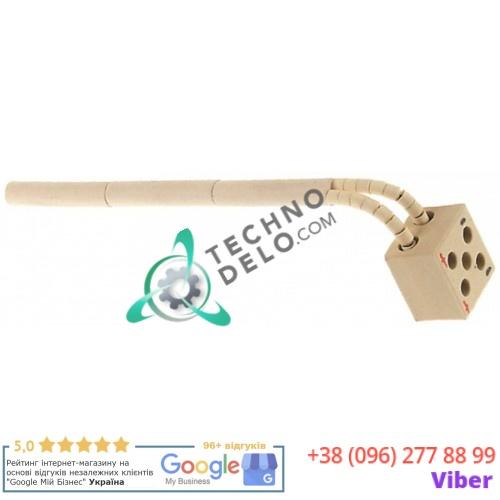 Датчик температурный ø10x150мм защита керамика -50 до +750°C 66080980 для пицца-печи Moretti