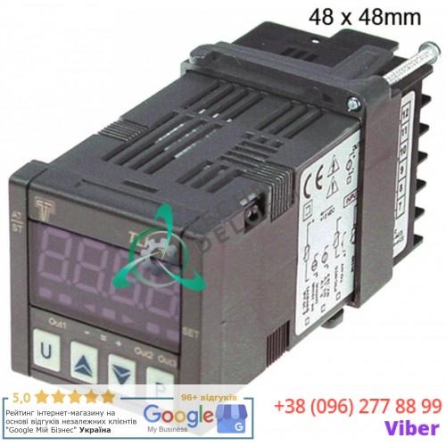 Регулятор электронный TECNOLOGIC K48-HCR (от -200 до +850 °C) тип датчика Pt100/TC