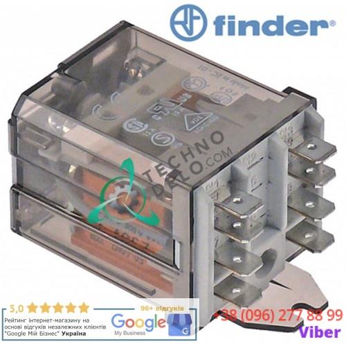 Реле FINDER 62.82.8.230.0000 230VAC 16A 0926021 Angelo-Po, Bartscher, Colged, Comenda и др.