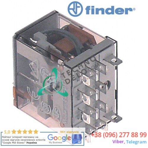 Реле FINDER 673.380449 tD uni Sp