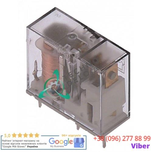 Реле Finder 40.31.8.230.0000 230VAC 10A 1CO цоколь 95.83.3/95.63 048791 для оборудования Electrolux и др.