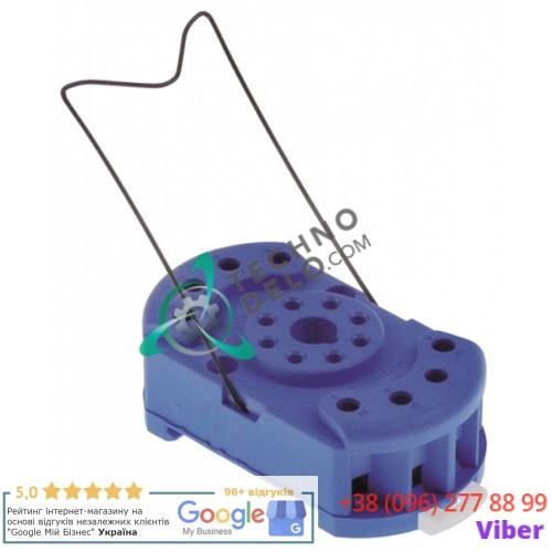 Цоколь реле Finder 90.22 250VAC 10A 8 полюсов 00683035 для кофейного оборудования Elektra и др.