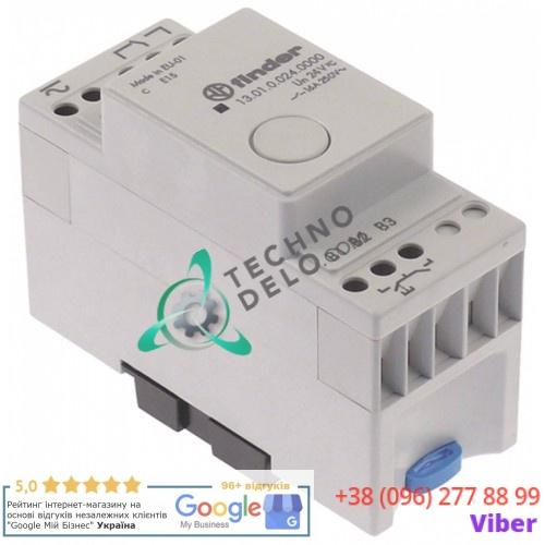 Реле Finder 130100240000 1CO 250V 16A 120493 для Comenda, Hoonved и др.