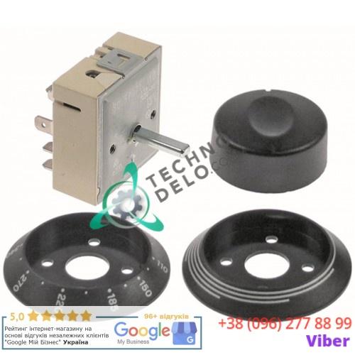 Энергорегулятор с ручкой 240V 13A EX-VE023 KVE1556A для Unox XB693, XB813G, XB893, XF030 и др.
