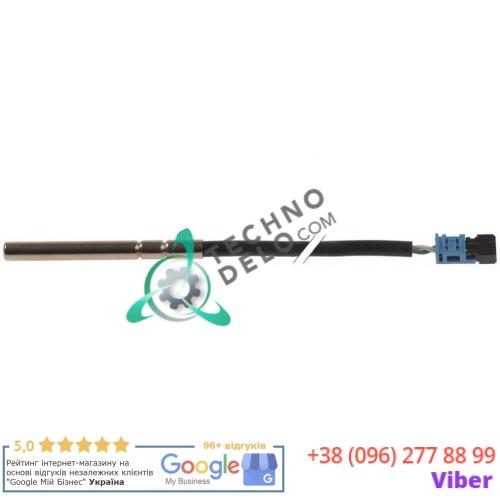 Датчик NTC 2 ком ø6x60мм кабель PVC L-1,5м 33580265 для льдогенератора Icematic, Kastel KV20/KV25 и др.