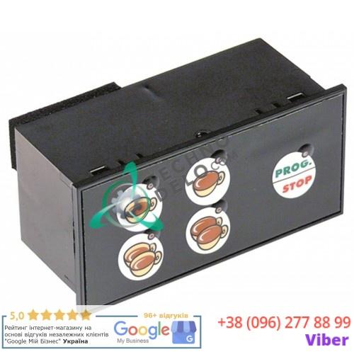 Панель управления 89x42мм 18371049 для кофемашины Astoria-Cma, Wega-CMA