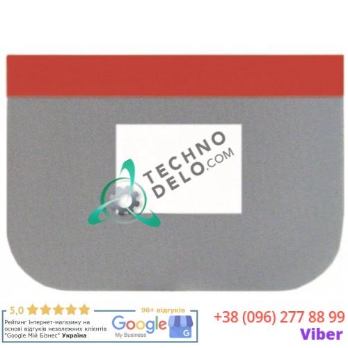 Стикер (пленка специальная) 12020786 R723008 панели управления пароконвектомата Fagor HCG611/HCG-10-11 и др.