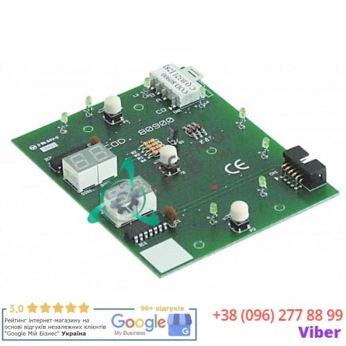 Плата электронная DES101 80889 80900 посудомоечной машины Colged, Elettrobar, Hobart и др.