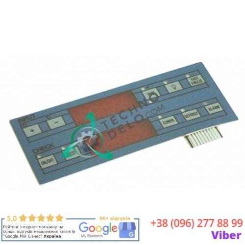 Панель управления горизонтальная (гибкая) 01087005R печи Dexion, MBM