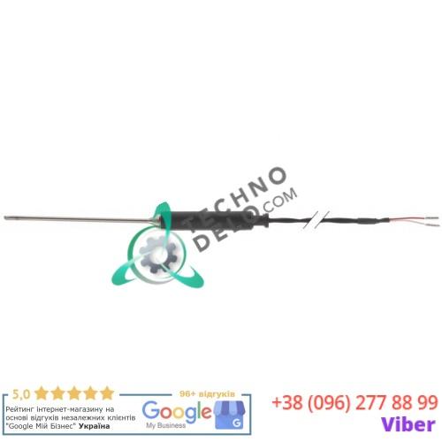 Термощуп Pt1000 ø3x100мм кабель PTFE L-3,2м 6300643 для печи Angelo-Po  FM1011E2-VERS.2006 и др.