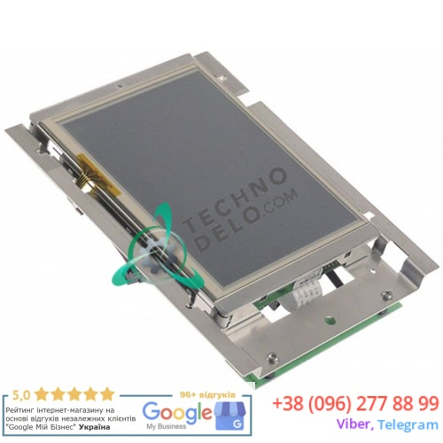 Дисплей пароконвектомата Retigo Blue FreeScale2011 XC10-2000