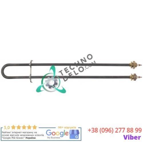 "Тэн (1500Вт 230В) 412x50мм M3 трубка d-8,5мм 3/8"" 22038900 / X45800 для мармита Giga, Silko, Star-10 и др."