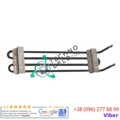 Тэн (1500Вт 220В) 373x82x78мм M5 трубка d-8,5мм 058345 / 0K2857 для Electrolux 7BRE60X, 7BRE60XN и др.