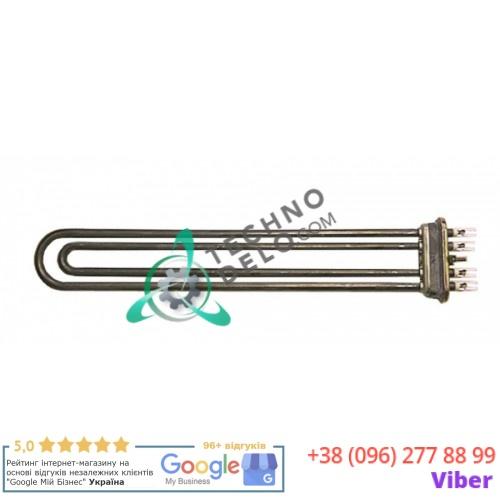 Тэн 3000Вт (230B 2x1,5 кВт) код 3004.4306 / 3004.3506 для пароконвектомата Küppersbusch, Lohberger, Rational и др.