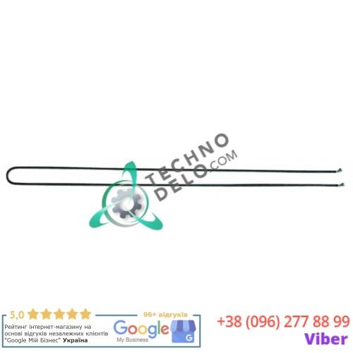 Тэн (1100Вт 220В) 760x44 мм сухой нагреватель трубкаd-6,5мм CD1530040JC2G00 35126 для Wiesheu Wiwa и др.