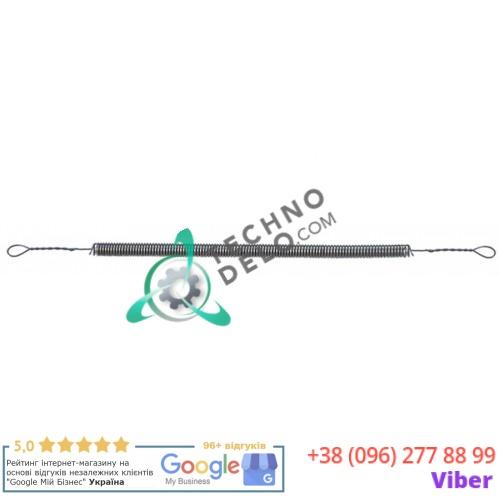 Спираль нагревательная 500Вт 110В L-390мм/325мм ø5мм IGS402T06 230031 тостера Bertos 12T/6T, MBM, Sirman 12Q/6C CE