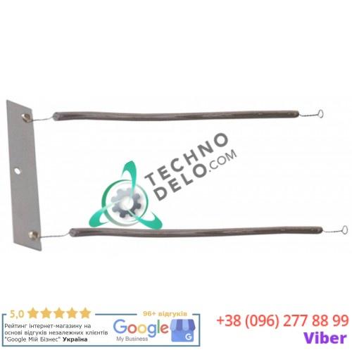 Спираль нагревательная двойная 1000Вт 230В для кварцевой трубки контакт кольцо 2524 603 профессионального тостера Aristarco 2P/3P/6P/EXPO2P