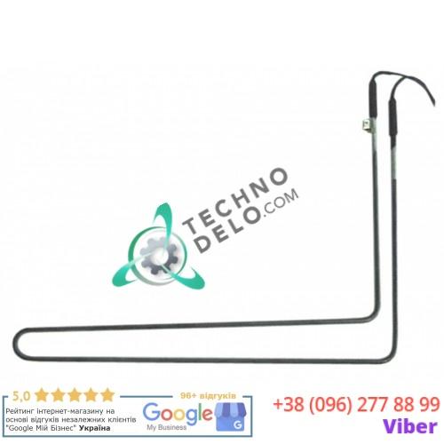 Тэн (105Вт 230В) 410x295x6,5мм длина провода 2500мм диаметр трубки 6,3мм для холодильной камеры Mareno, Olis, Silko