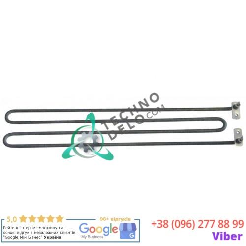 Тэн (1470Вт 230В) 528x95x30мм M5 96500200 сухой нагреватель для мармита Modular 70-BME, Virtus и др.
