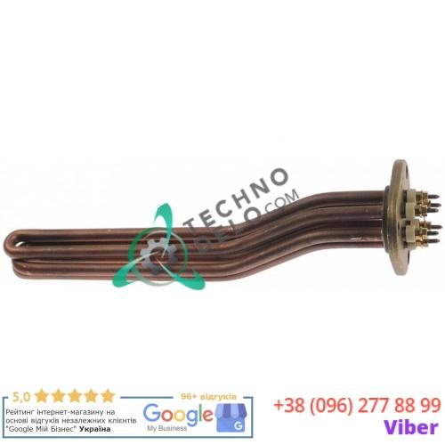 Тэн 3000Вт 230В 240x30x67мм трубка d-8,5мм погружной тип 331120 для кофемашины La Pavoni P TRE/P UNO/P90 и др.