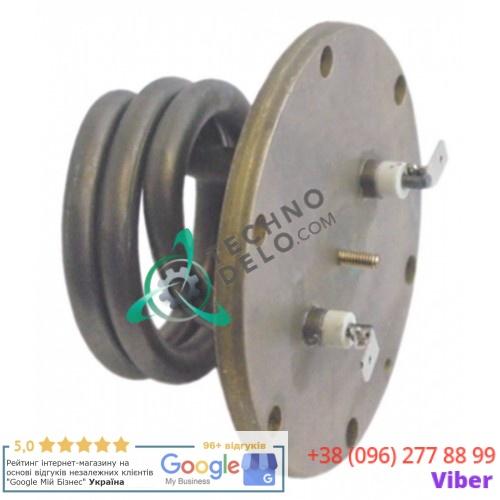 Тэн (1300Вт 240В) трубка d-8мм погружной нагреватель 5722205 5722239 для Bezzera BZ02, BZ07, BZ10, BZ99