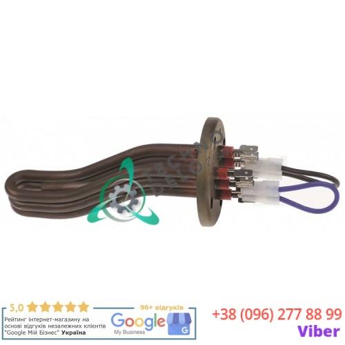 Тэн (1400Вт 110В) 146x30x60мм трубка d-8мм 5721114 / 5722249 для Bezzera B2000, ELLISSE, ELLISSE-EBBIS и др.