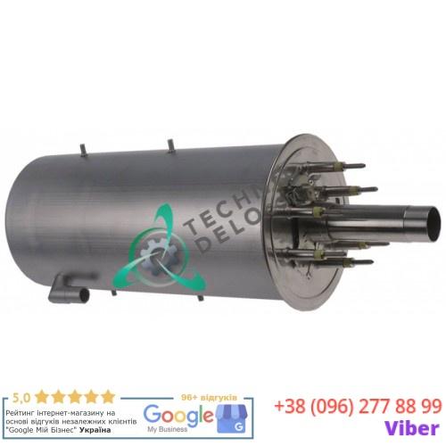 Нагреватель проточный 16132Вт 240В ø125мм L-280мм 6.000.247.296 для Bravilor Bonamat B40 (с 11/2000г.)