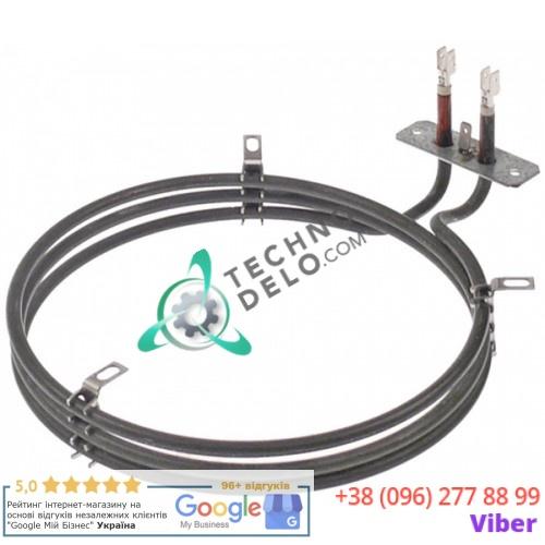 Тэн 3000Вт 230В (RES30230) для конвекционной печи Apach AD44M, Electrolux, Venix, Zanussi и др.