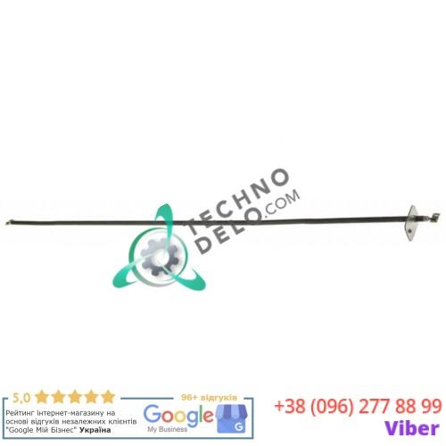 Тэн (1100Вт 220В) L-1095мм M5 трубка d-6,3мм сухой нагреватель R02.08.142E.00 для оборудования Electrolux, Hatco