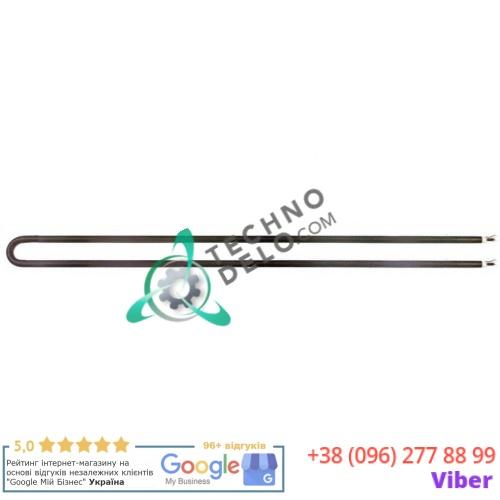 Тэн (1200Вт 230В) 510x45мм сухой нагреватель трубка d-8,5мм 574107 для мармита и электросковороды MKN
