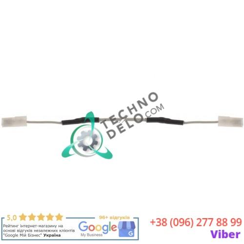 Кабель нагревательный 600Вт 230В L9900мм d3мм R1510 для Metalcarrelli
