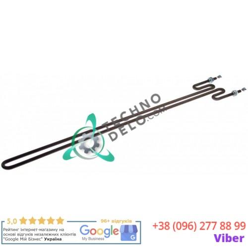 Тэн (1150Вт 230В) 735x128мм резьба M12x1 трубка d8,6мм M4 сухой нагреватель RS0889 для духовки Morice