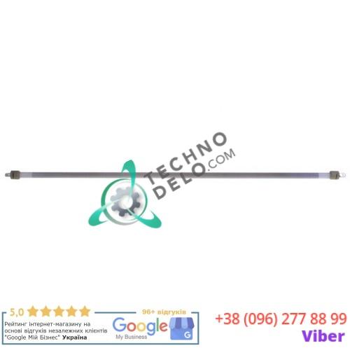 Нагреватель кварцевый 600Вт 230В L525мм ø10мм 071051 для гриля Star10 SAM650 и др.