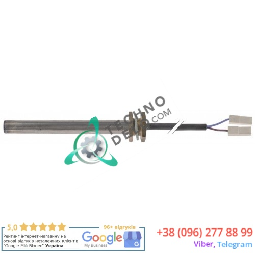 Нагреватель/тэн патронный 250Вт 911.419216 universal parts