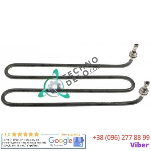 Тэн (1400Вт 230В) 330x135x85мм 50Гц E150813 для саламандрового гриля Capic W040104